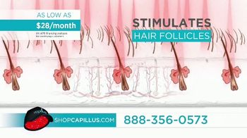 Capillus Mother's Day Sale TV Spot, 'Treat Hair Loss at Home' - Thumbnail 5