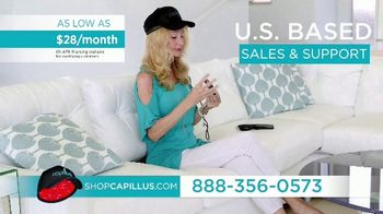 Capillus Mother's Day Sale TV Spot, 'Treat Hair Loss at Home' - Thumbnail 6