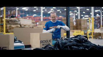 Rogue Fitness TV Spot, 'Thank You'