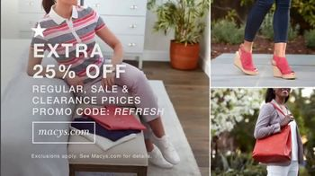 Macy's TV Spot, 'Small Things: Free Shipping' - Thumbnail 5