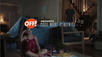 Off! Deep Woods TV Spot, 'Movie Night: Reinvented' - Thumbnail 1
