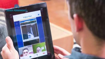 Kaiser Permanente TV Spot, 'THRIVE In Your Life: Tele Health Appointments' - Thumbnail 3