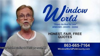 Window World TV Spot, 'We Beat the Competition' - Thumbnail 5