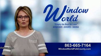 Window World TV Spot, 'We Beat the Competition' - Thumbnail 8