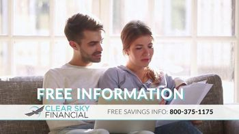 Clear Sky Financial TV Spot, 'COVID-19: Here to Help' - Thumbnail 4