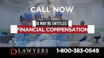 Langdon & Emison Attorneys at Law TV Spot, 'Hernia Mesh Complications' - Thumbnail 6