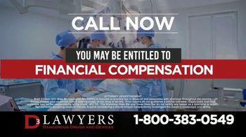 Langdon & Emison Attorneys at Law TV Spot, 'Hernia Mesh Complications'