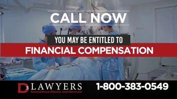 Langdon & Emison Attorneys at Law TV Spot, 'Hernia Mesh Complications' - Thumbnail 8
