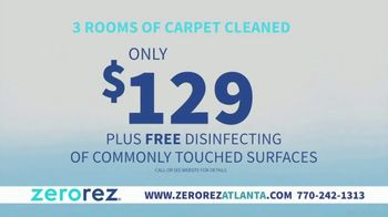 Zerorez TV Spot, 'Maintain a Clean Home: Three Rooms for $129' - Thumbnail 9