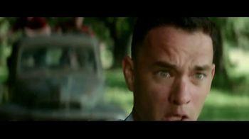 Forrest Gump Home Entertainment TV Spot - Thumbnail 1