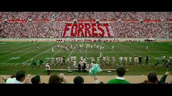 Forrest Gump Home Entertainment TV Spot - Thumbnail 3