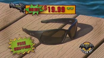 Solar Bat Jimmy Houston Sunglasses TV Spot, 'Deal for You'