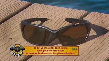 Solar Bat Jimmy Houston Sunglasses TV Spot, 'Deal for You' - Thumbnail 7