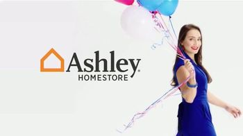 Ashley HomeStore Memorial Day Sale TV Spot, '50 Percent Off: Virtual Appointment' - Thumbnail 1
