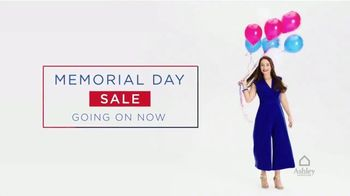 Ashley HomeStore Memorial Day Sale TV Spot, '50 Percent Off: Virtual Appointment' - Thumbnail 2