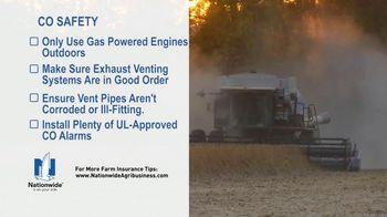 Nationwide Agribusiness TV Spot, 'Carbon Monoxide Safety Tips' - Thumbnail 4