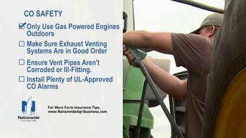 Nationwide Agribusiness TV Spot, 'Carbon Monoxide Safety Tips' - Thumbnail 5