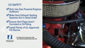 Nationwide Agribusiness TV Spot, 'Carbon Monoxide Safety Tips' - Thumbnail 7