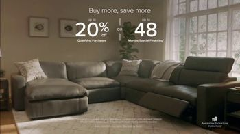 American Signature Furniture Memorial Day Sale TV Spot, 'A New Look' - Thumbnail 6