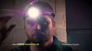 Police Security Flashlights Morf Removables TV Spot, 'Stays Lit' Song by Johann Strauss II - Thumbnail 6