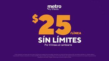 Metro by T-Mobile TV Spot, 'Tradición familiar: $25 dólares' canción de KB [Spanish] - Thumbnail 7