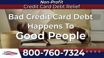 Credit Guard of America TV Spot, 'Bad Credit Can Happen to Good People' - Thumbnail 1