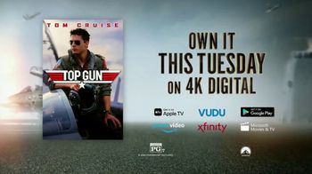 Top Gun Home Entertainment TV Spot - Thumbnail 5