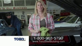 Toro Steel Building Inventory Sell-Off TV Spot, 'Perfect' - Thumbnail 7