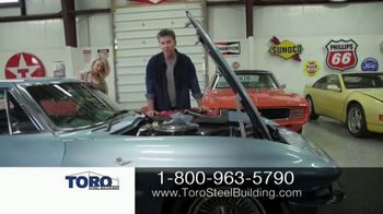 Toro Steel Building Inventory Sell-Off TV Spot, 'Perfect' - Thumbnail 3