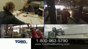 Toro Steel Building Inventory Sell-Off TV Spot, 'Perfect' - Thumbnail 4