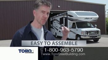 Toro Steel Building Inventory Sell-Off TV Spot, 'Perfect' - Thumbnail 5
