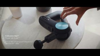 Therabody Theragun TV Spot, 'Introducing Smart Percussive Therapy' - Thumbnail 1