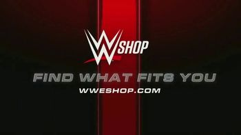 WWE Shop TV Spot, 'Energize Yourself: $12 Tees & 20 Percent Off Championship Titles' Song by Easy McCoy - Thumbnail 5