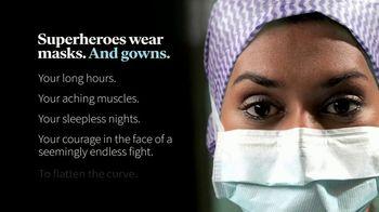 Bind TV Spot, 'Nurses Are Heroes' - Thumbnail 4
