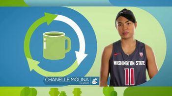 Pac-12 Conference TV Spot, 'Team Green: Washington State University' - Thumbnail 3
