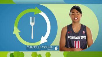 Pac-12 Conference TV Spot, 'Team Green: Washington State University' - Thumbnail 4