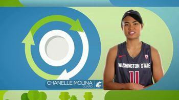 Pac-12 Conference TV Spot, 'Team Green: Washington State University' - Thumbnail 5