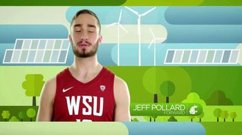 Pac-12 Conference TV Spot, 'Team Green: Washington State University' - Thumbnail 7