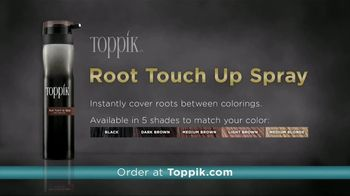 Toppik Root Touch Up Spray TV Spot, 'Are Your Roots Showing?' - Thumbnail 10