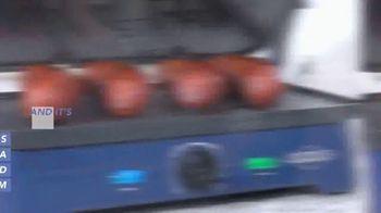 Blue Diamond Pan Sizzle Griddle TV Spot, 'The Secret Is the Sizzle' - Thumbnail 8