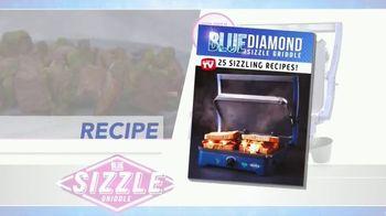 Blue Diamond Pan Sizzle Griddle TV Spot, 'The Secret Is the Sizzle' - Thumbnail 9