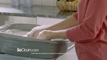 SoClean TV Spot, 'Sleep Disorder: Premium Kit' Featuring William Shatner'