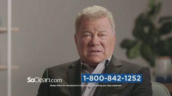 SoClean TV Spot, 'Sleep Disorder: Premium Kit' Featuring William Shatner' - Thumbnail 5