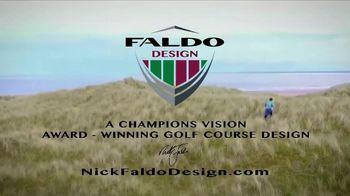 Faldo Design TV Spot, 'Golf Course Design' - Thumbnail 10