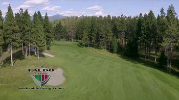 Faldo Design TV Spot, 'Golf Course Design' - Thumbnail 9
