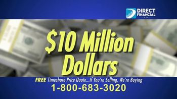 Direct Financial USA TV Spot, 'Buying Timeshares for Cash' - Thumbnail 2