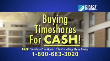 Direct Financial USA TV Spot, 'Buying Timeshares for Cash' - Thumbnail 3