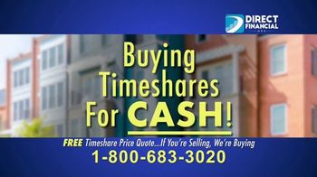 Direct Financial USA TV Spot, 'Buying Timeshares for Cash' - Thumbnail 4