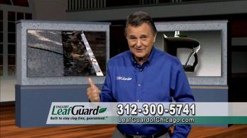LeafGuard of Chicago $99 Install Sale TV Spot, 'Old Gutters Can Do Damage' - Thumbnail 1