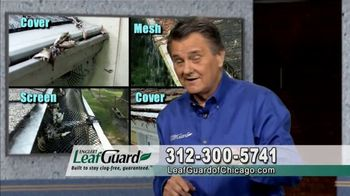 LeafGuard of Chicago $99 Install Sale TV Spot, 'Old Gutters Can Do Damage' - Thumbnail 3
